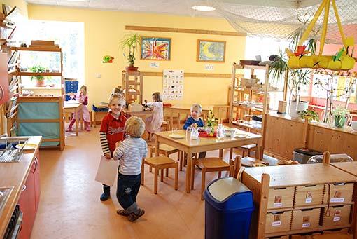 Montessori Kindergarten Regensburg